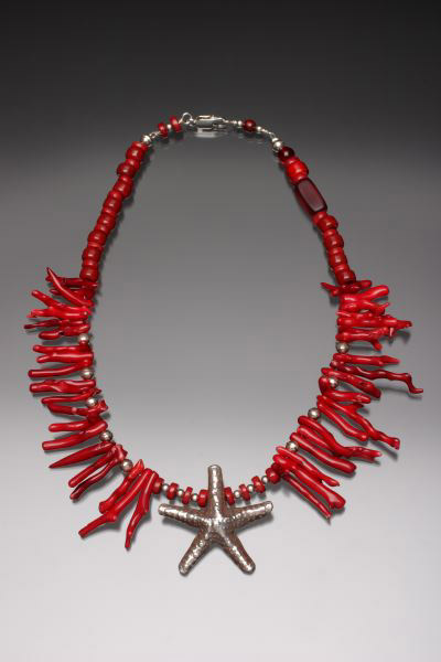 Coral Sea Necklace